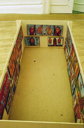 Exhibition: Gilbert & George, 1995, slide 25