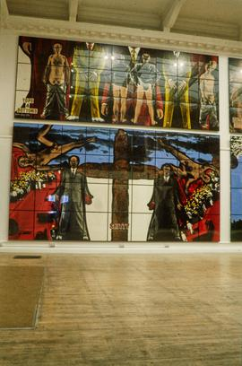 Exhibition: Gilbert & George, 1995, slide 6