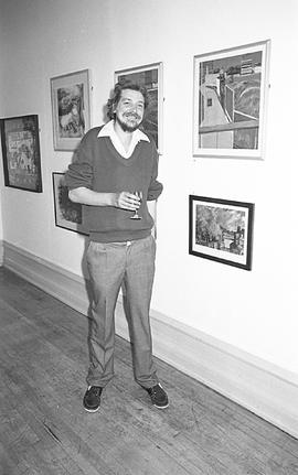 South London Open, 1986, photo 22 (Phil Polglaze)