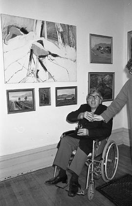 South East London Art Group, 1986, photo 28 (Phil Polglaze)