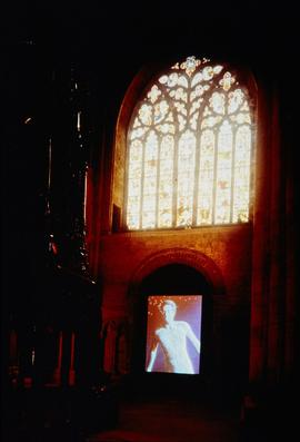 Exhibition: Bill Viola, 1997, slide 27