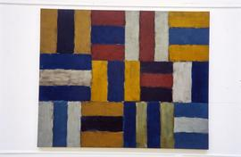 Exhibition: Sean Scully, 1999, slide 1