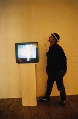 "Exhibition: ""What Makes Me, What Makes You"", 1996, slide 8"