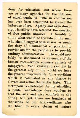 Henry Irving speech, 1890, page 3