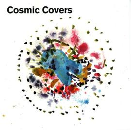 Cosmic Covers: card, front