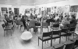 South London Open (event at the gallery), 1987, photo 5 (Phil Polglaze)