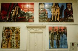 Exhibition: Gilbert & George, 1995, slide 4