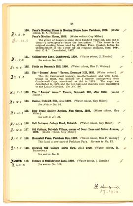 Camberwell Past and Present, 1938, page 26