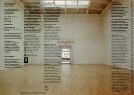 Spring/Summer Programme booklet, 2000, inside