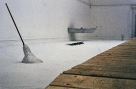 Exhibition: Eva Lootz, 1994, slide 8