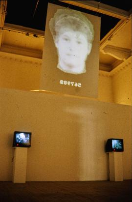 "Exhibition: ""What Makes Me, What Makes You"", 1996, slide 3"