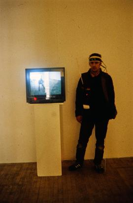 "Exhibition: ""What Makes Me, What Makes You"", 1996, slide 7"