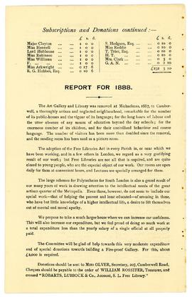 Annual report, 1888, page 4