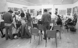 South London Open (event at the gallery), 1987, photo 27 (Phil Polglaze)