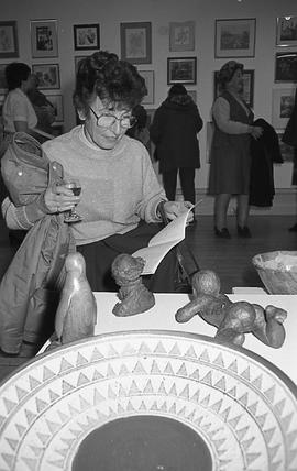 South East London Art Group, 1986, photo 39 (Phil Polglaze)