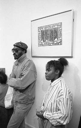 Black Perspectives, 1987, photo 1 (Phil Polglaze)