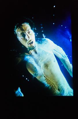 Exhibition: Bill Viola, 1997, slide 6