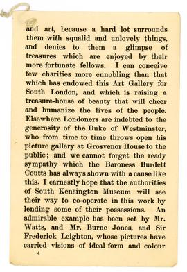 Henry Irving speech, 1890, page 4