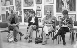 South London Open (event at the gallery), 1987, photo 19 (Phil Polglaze)