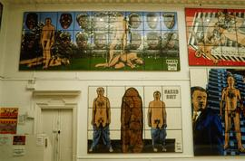 Exhibition: Gilbert & George, 1995, slide 2
