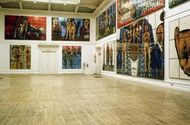 Exhibition: Gilbert & George, 1995, slide 27