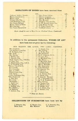 Annual report, 1889, page 4