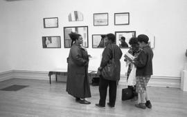 Black Perspectives, 1987, photo 6 (Phil Polglaze)