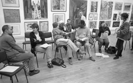 South London Open (event at the gallery), 1987, photo 29 (Phil Polglaze)