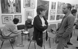 South London Open (event at the gallery), 1987, photo 34 (Phil Polglaze)