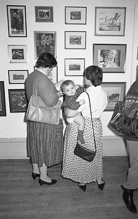 South East London Art Group, 1986, photo 38 (Phil Polglaze)