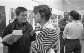 South London Open (event at the gallery), 1987, photo 33 (Phil Polglaze)