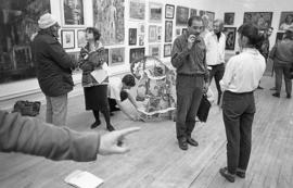 South London Open (event at the gallery), 1987, photo 36 (Phil Polglaze)