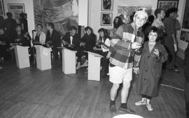 South London Open, 1987, photo 26 (Phil Polglaze)