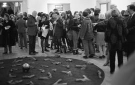 Terra Nova (private view), 1990, photo 1 (Phil Polglaze)