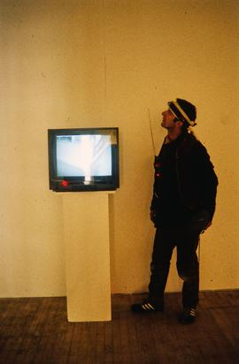 "Exhibition: ""What Makes Me, What Makes You"", 1996, slide 9"