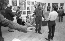 South London Open (event at the gallery), 1987, photo 35 (Phil Polglaze)
