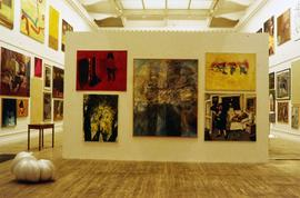 Exhibition: Southwark Open, 1995, slide 7