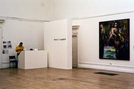 Exhibition: Stephen Campbell, 1993, slide 20