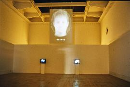 "Exhibition: ""What Makes Me, What Makes You"", 1996, slide 2"