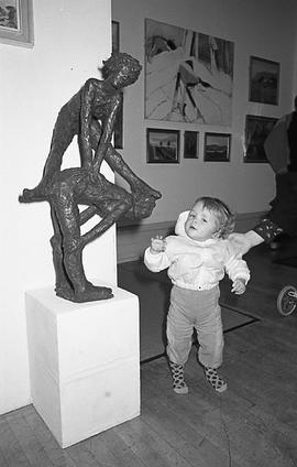 South East London Art Group, 1986, photo 7 (Phil Polglaze)