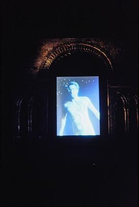 Exhibition: Bill Viola, 1997, slide 26