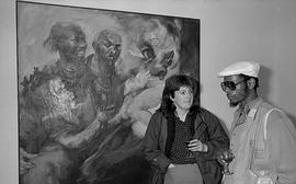 Black Perspectives, 1987, photo 28 (Phil Polglaze)