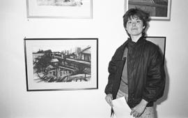 South London Open, 1986, photo 23 (Phil Polglaze)
