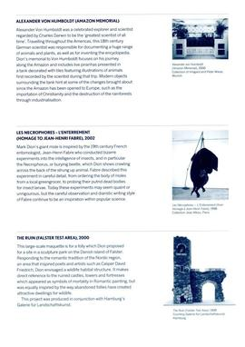 Mark Dion: exhibition guide, page 2