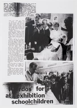 Commonwealth Technical Training: Press Cutting