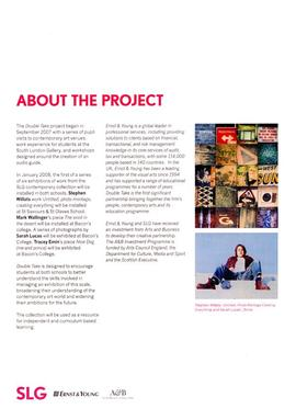 Double Take project leaflet, page 3