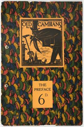 Old Cambians: The Preface