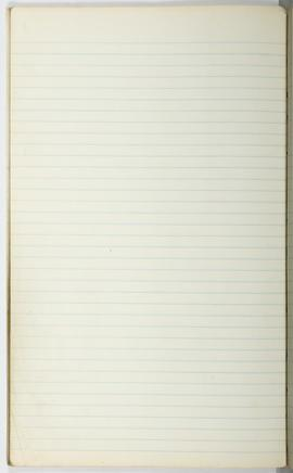 Visitor Attendance Book: blank page