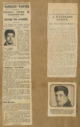 Old Cambians: Press Cuttings
