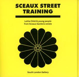 'Sceaux Street Training' booklet, front cover